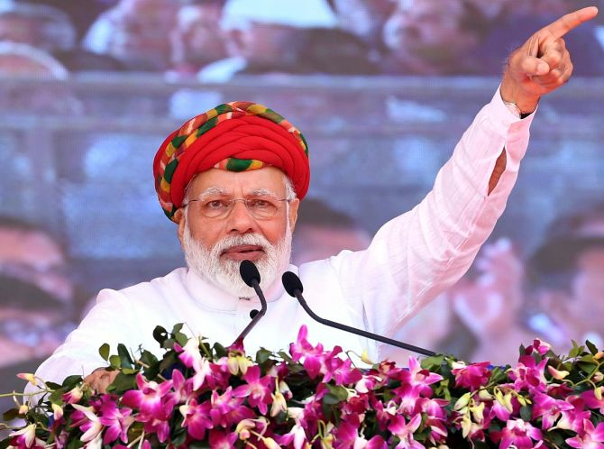 After thumping victory, PM removes 'chowkidar' prefix