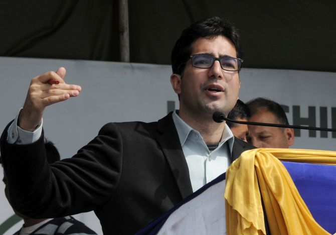 India News - Latest World & Political News - Current News Headlines in India - Shah Faesal launches JKPM to 'bridge gap between Kashmir and Delhi'
