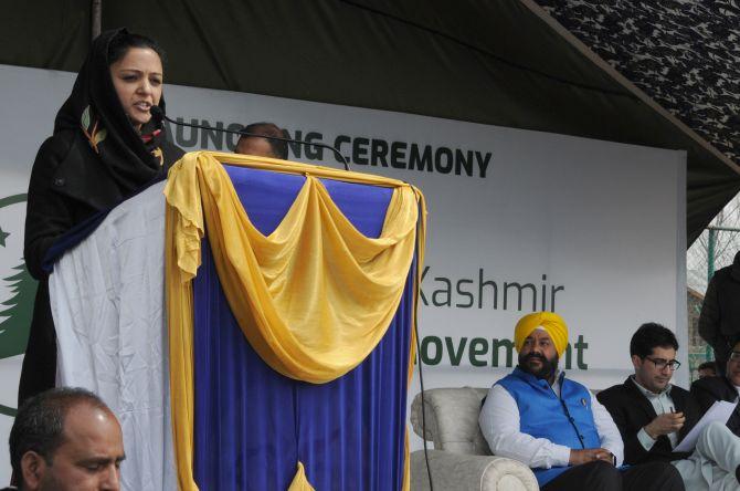 How Shehla Rashid became a firebrand youth leader