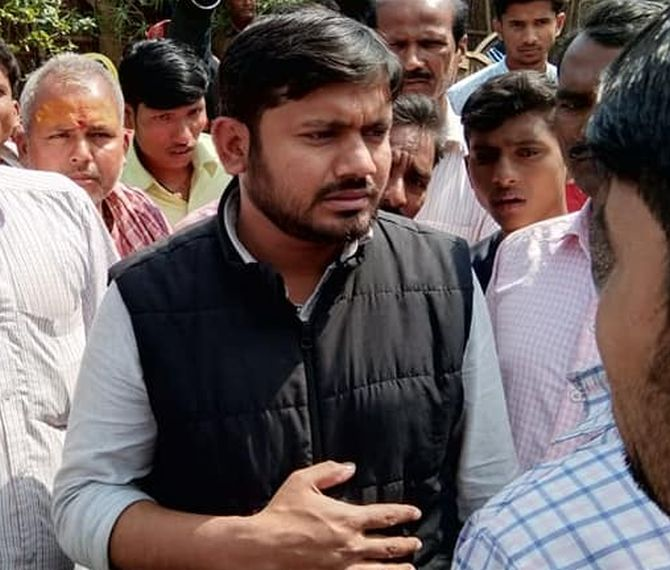 India News - Latest World & Political News - Current News Headlines in India - 'No ifs, no buts, Kanhaiya Kumar will contest from Begusarai'