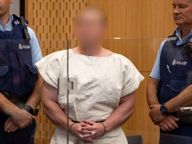 India News - Latest World & Political News - Current News Headlines in India - Alleged New Zealand gunman fires lawyer, to represent himself in court