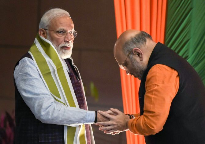 India News - Latest World & Political News - Current News Headlines in India - BJP first list out; Modi fielded from Varanasi, Shah replaces Advani