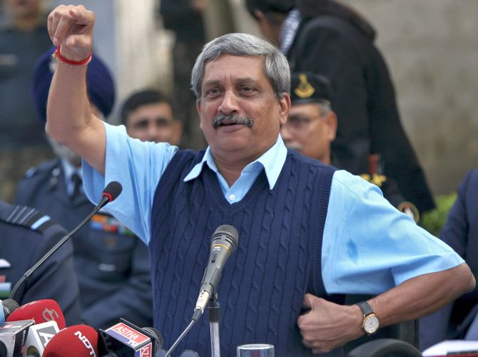 India News - Latest World & Political News - Current News Headlines in India - 'Parrikar put nation first and worked for it till his last breath'