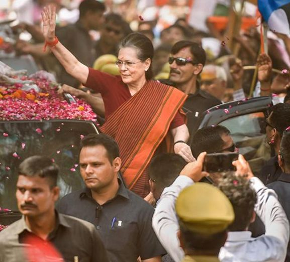 You are my family: Sonia thanks Rae Bareli for win