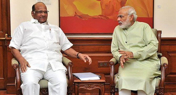 Sharad Pawar to meet Modi to discuss farmers' issue