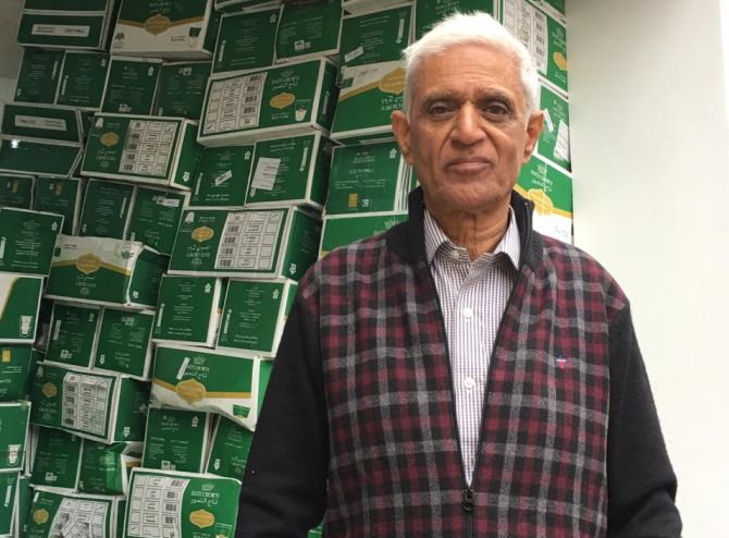 Roshan Lal Mawa a Kashmiri Pandit