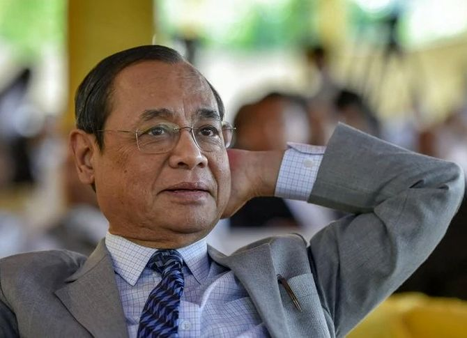 Row erupts over nomination of ex-CJI Gogoi to RS