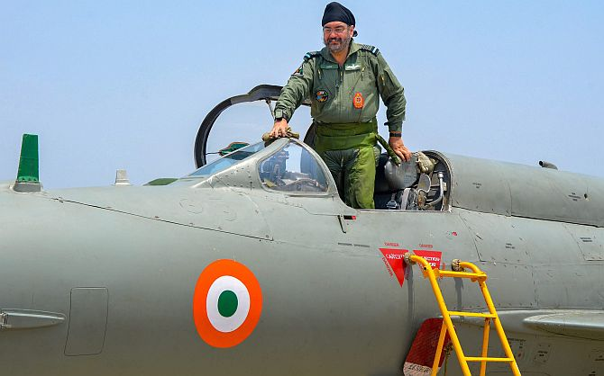 No one drives cars that vintage: IAF chief on MIG-21