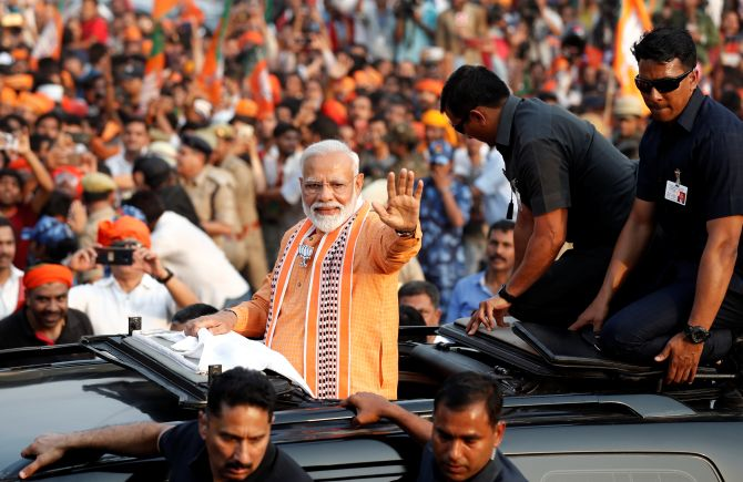 Like him or not, Modi is a risk-taker