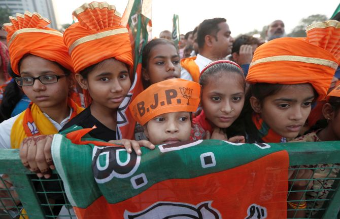 BJP gears for May 23, begins prep for D-day