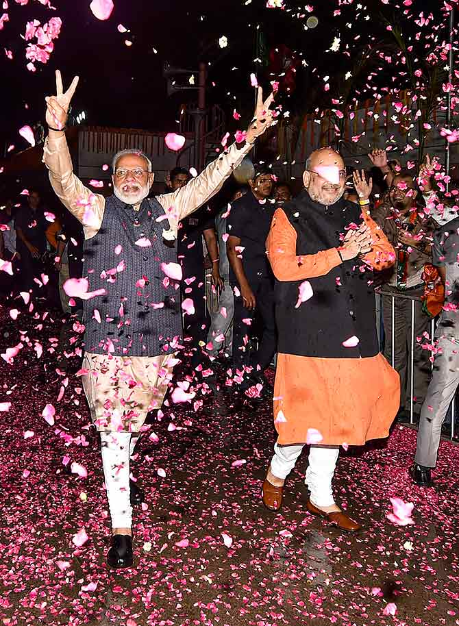 Modi's new Cabinet: Shah may debut, Jaitley uncertain