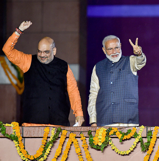 What Modi-Shah plan to do next