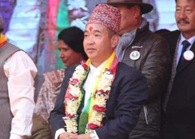 P S Golay to take oath as new Sikkim CM on Monday