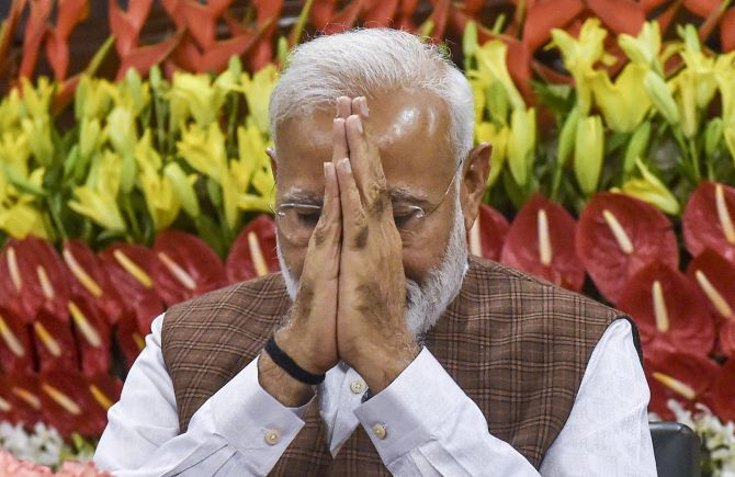 Modi to be sworn in as PM on May 30