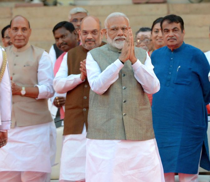 The Modi Model of Governance