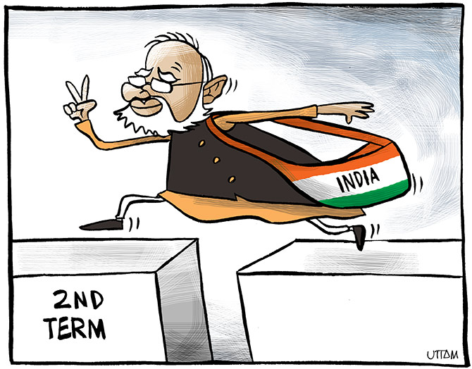 Uttam's Take: What will Modi2 bring?