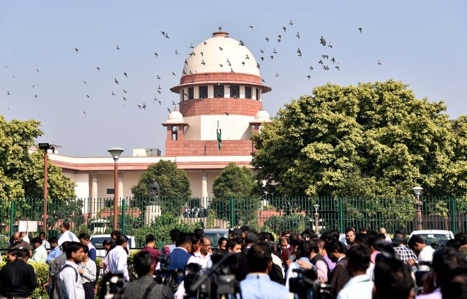 SC rejects pleas seeking review of Ayodhya verdict