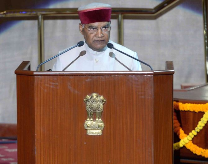 Prez nod for central rule in Maharashtra