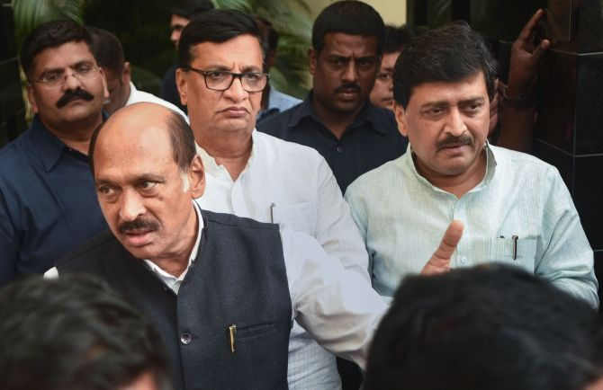 Sena, Cong-NCP discuss common minimum programme