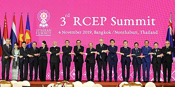 RCEP: 'India has enough bargaining chips'