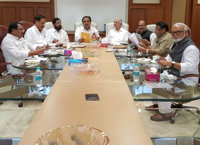 Cong, NCP, Sena hold parleys to discuss CMP