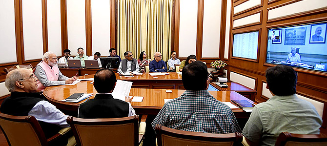 Bureaucratic rejig at Centre: New secys appointed