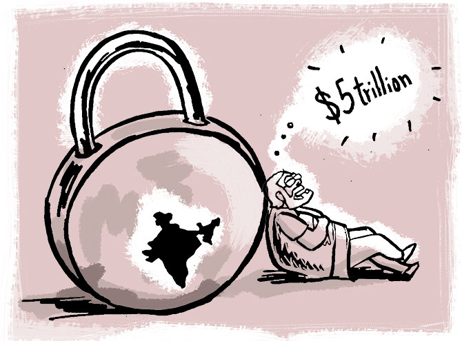 Can India get to $5 trillion?