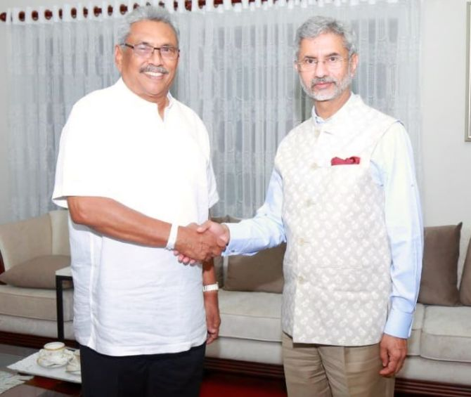 New Sri Lanka Prez to visit India on Nov 29