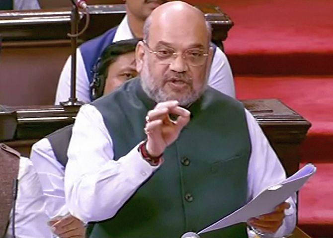 Shah confirms pan-India NRC; not in WB, says Mamata