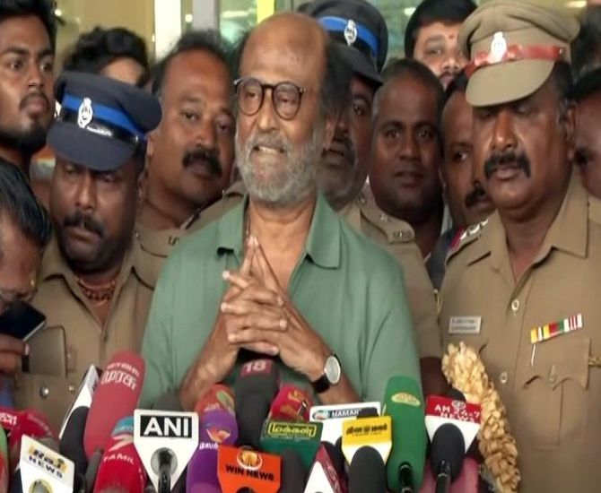 TN people will create 'wonder' in 2021 polls: Rajini