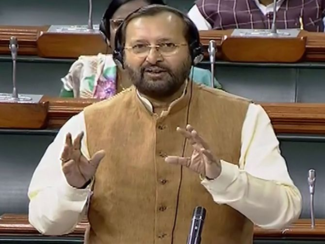 Will take less time to improve air quality: Javadekar