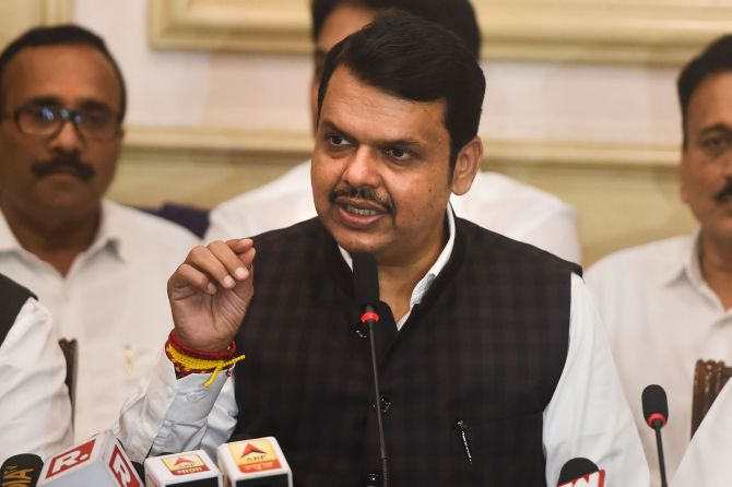 Affidavit case: SC reserves verdict on Fadnavis' plea