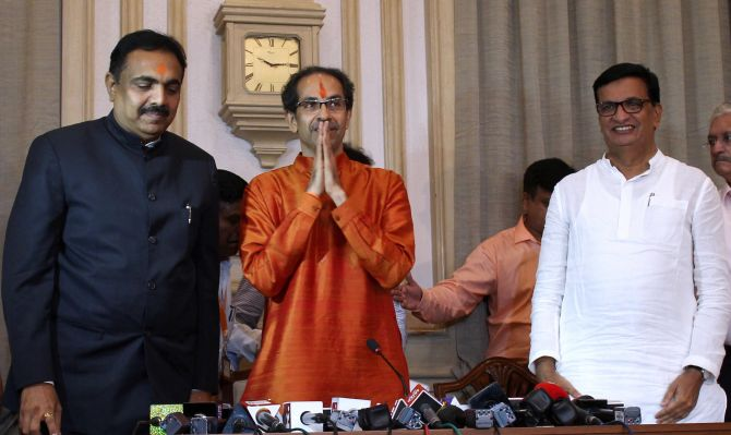 'Uddhav is not reluctant, but a consummate politician'
