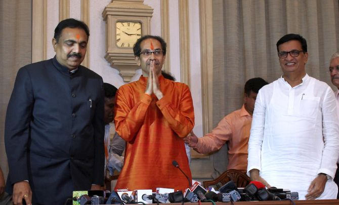 Maha portfolios: Sena gets home, NCP finance