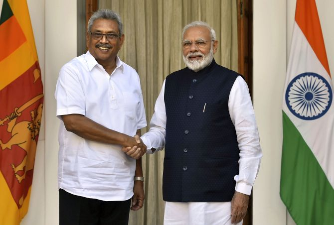 Can India trust Gota and the Rajapaksas?