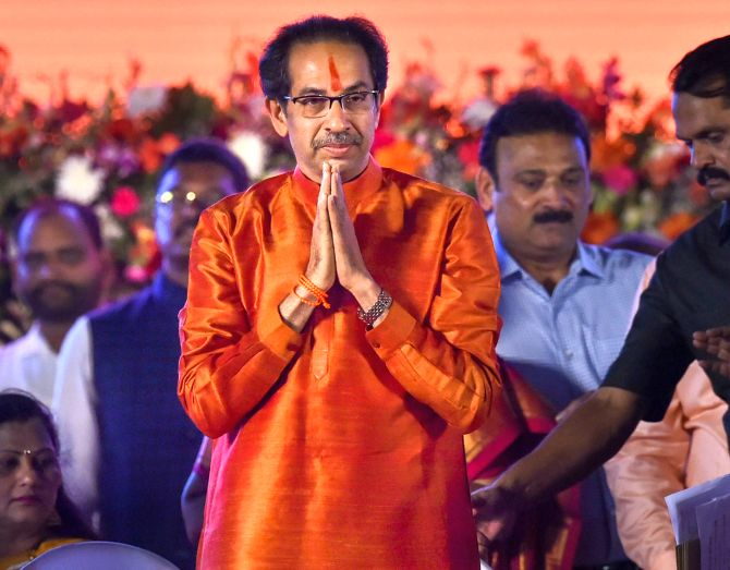 Sena changes stand on CAB; Uddhav seeks clarity