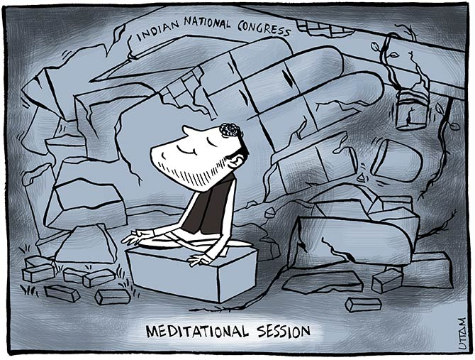 Uttam's Take: Meditating Amidst The Ruins