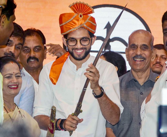 Nothing to do with Sushant case: Aaditya Thackeray