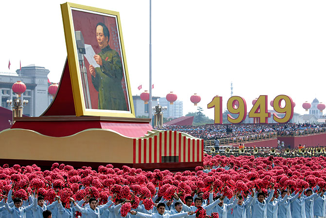 Does China have much to celebrate these days?