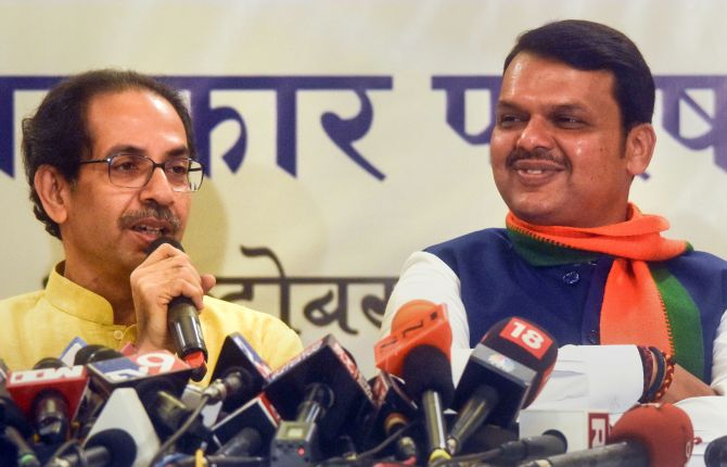 Prez rule in Maha if no govt by Nov 7: BJP leader
