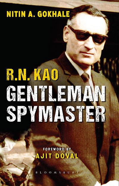 R N Kao, Gentleman Spymaster