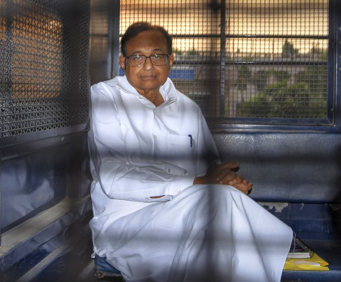 Treatment given to Chidambaram unsatisfactory: Family