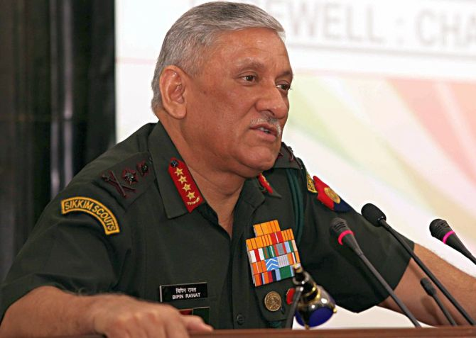 We'll win next war with indigenous weapons: Army chief