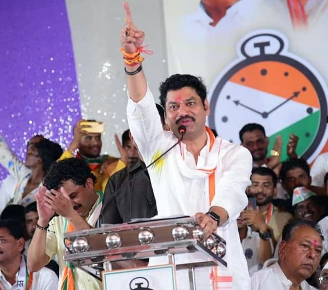 NCP's Dhananjay Munde booked for remarks on Pankaja