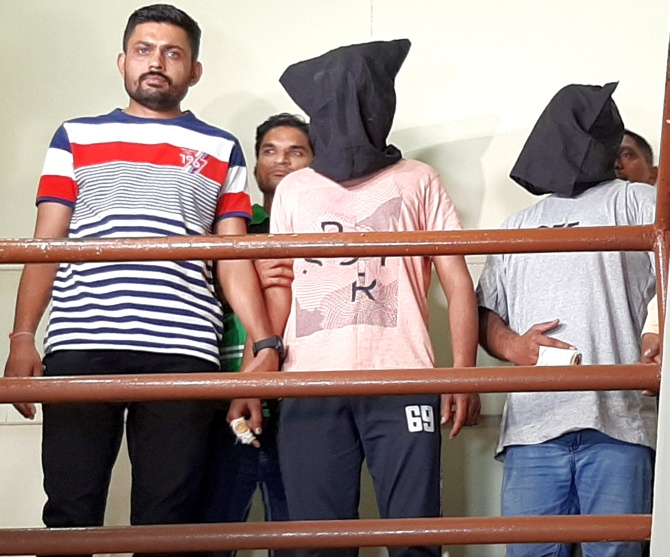 2 more suspects in Kamlesh Tiwari's murder case held