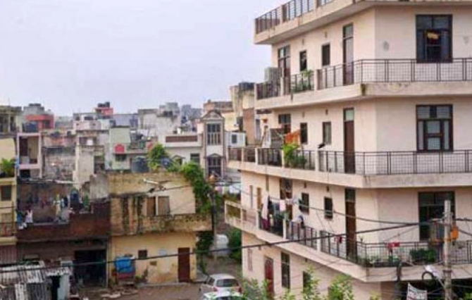 40L in Delhi's unauthorised colonies to get ownership