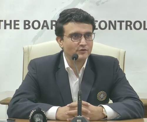 Will lead BCCI just as I led India: President Ganguly