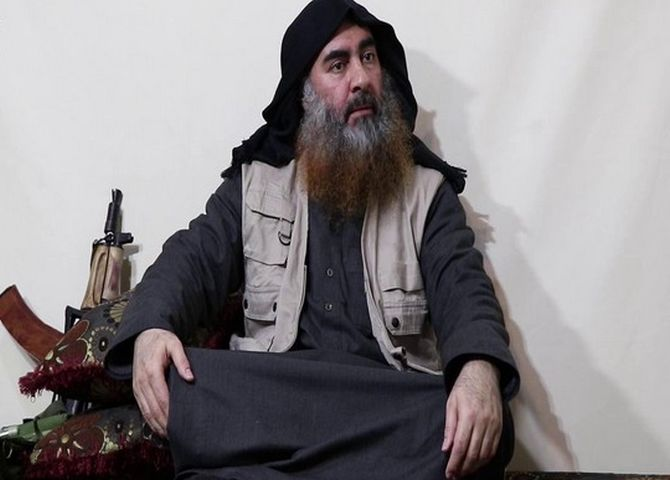 Baghdadi's remains disposed of as per law: Pentagon