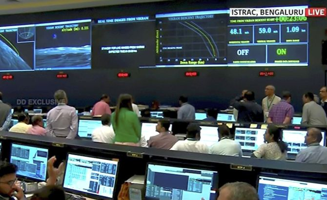 Every effort to communicate with Lander: ISRO