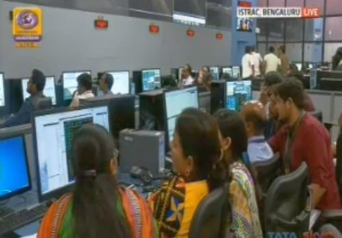 LIVE! ISRO may have lost lander, rover: Official - Rediff